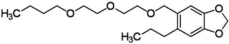 Piperonylbutoxid